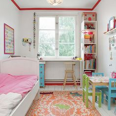 Very Small Bedrooms For Kids 10 quartos infantis com camas suspensas do apartment therapy | 10