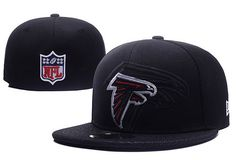 Atlanta Falcons NFL Sideline Fitted Hats 59FIFTY Cap only US$6.00 - follow me to pick up couopons.