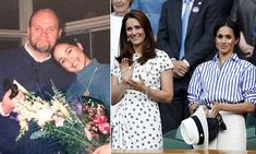 Meghan Markle sees Kate Middleton as a pillar of support | Daily Mail Online