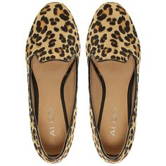 Shoe Daydreams: Looking for Leopard
