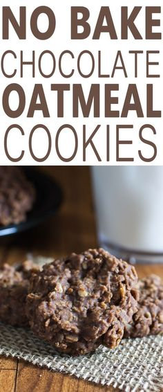 chocolate no bake cookies peanut butter. Chocolate No Bake Cookies recipe are an easy to make recipe that you'll want to make on days when it is too hot to bake.