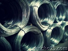 razor wire spiral www.rancho25.com