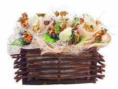Easter Basket at Chocolates Bouquets | Ignition Marketing Corporate Gifts http://www.ignitionmarketing.co.za/valentines_day.php