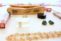 The Perfect Fancy Accessories + Rent the Runway
