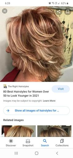 Hair Images, Look Younger, That Look, Cool Hairstyles, Hair Cuts, Long Hair Styles, Beauty, Women, Haircuts
