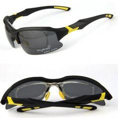 Women Men Professional Polarized Cycling Glasses Casual Sports Sunglasses