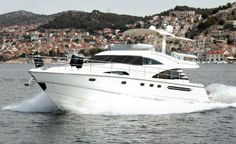 Have you ever witnessed the lavish, well equipped and luxurious yachts which seems more like a floating hotel and gives you the best ever sailing experience.