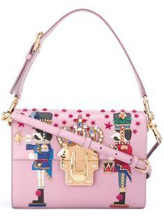 Shop Dolce & Gabbana 'Lucia' shoulder bag.