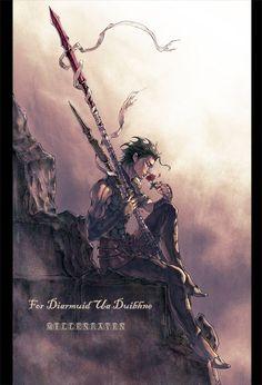Diarmuid Ua Duibhne (Lancer, Fate/Zero) – 62 фотографии   ВКонтакте