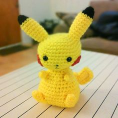 Craft Sauce: Another Pikachu Pattern