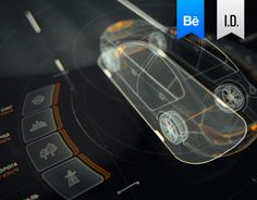 Interactive touch-presentation for Opel automobile brand Car Animation, Interactive Presentation, Holography, Maxon Cinema 4d, Behance, Motion Design, Motion Graphics, Channel, Vr