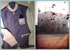 Jama Masjid was the inspiration of this piece. www.studiodhananjay.com