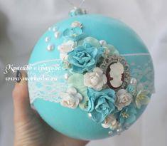 Новогодние елочные шары - Babyblog.ru