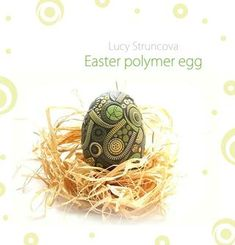 "Easter polymer egg by Lucy  You can then download PDF by clicking on ""share"" and ""download"". To do so, you'll need to sign into your issuu account first."