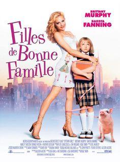 Brittany Murphy & Dakota Fanning Filles de Bonnie Famille ♥