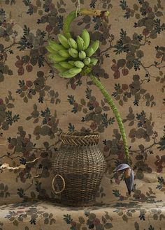 Billie Culy — Bibby and Brady Coming Home, Botanical Prints, Tropical, The Incredibles, Fine Art, Auckland, Creative, Artist, Florals
