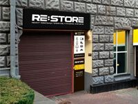 Контакты компании Re:Store | Мы находимся тут | сервисный центр Apple
