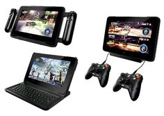 Razer will be accepting Razer Edge preorders from March 1st 2013. The new Razer Edge gaming tablet has been designed to be the most powerful tablet to date allowing gamers to enjoy PC gaming on  a tablet device.