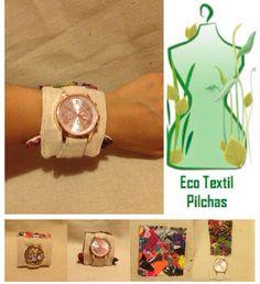 Nuevos relojes, para dar un toque de armonía por medio de la mezcla de colores y texturas a tu tenida!!