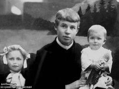 Сергей Александрович Есенин - биография ранних лет, детские фото | Вспомним былое