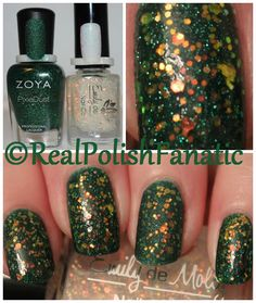 Updated Mani: Emily de Molly – All The Feelings added to Zoya – Elphie