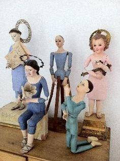 Santos Collection of Betina Pons