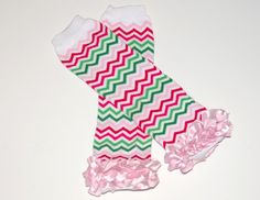 Multi Chevron w/satin ruffles leg warmers  only $3.99  http://www.gabskia.com/store.php#!/~/product/category=3361337=21834818