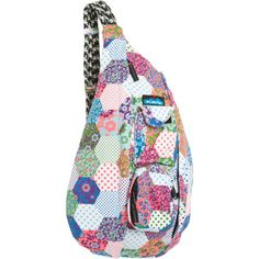 Kavu Rope Sling Shoulder Bag Fall 2017 Patterns Purses Pinterest Bags And