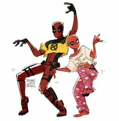 New funny marvel deadpool ships 39 Ideas Deadpool X Spiderman, Marvel Avengers, Spiderman Art, Marvel Jokes, Marvel Funny, Marvel Art, Marvel Dc Comics, Deadpool Tattoo, Deadpool Funny