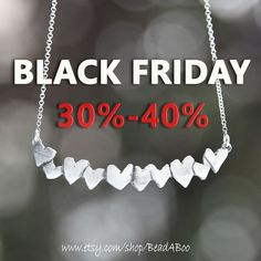 * Bead A Boo Jewelry * Black Friday Sales * 30-40% * Until Monday *