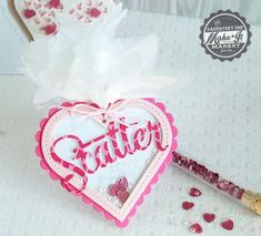 Scatter Love Tag-Make It Market-Shakers and Sprinkles