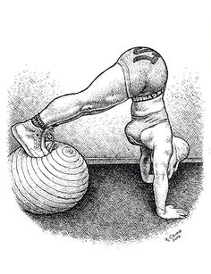 "Cartoonist Robert Crumb Draws Modern Day Women in ""Art & Beauty"" Robert Crumb, Fritz The Cat, Alternative Comics, Galleries In London, Comic Artist, Illustration Art, Ink Illustrations, Fine Art, Drawings"