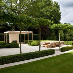 Landform Consultants - Wentworth Manicured and flat.