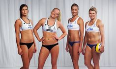 Bikinis no longer required for beach volleyball as chiefs green-light other outfits