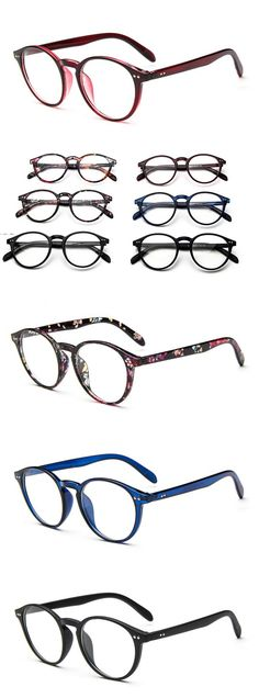 1828a46658 Wholesale Korean Round Eyeglasses Frame Women Prescription Eyewear Oculos  Masculino Reading Glasses 9512  22.1
