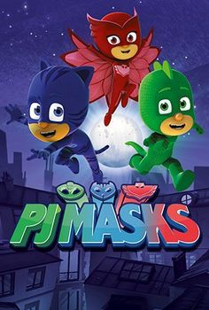 pj masks - Google Search