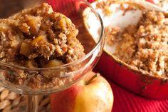 Apple Pie Millet Breakfast Bake  [Vegan, Gluten free, Dairy free, Yeast free] by Leanne Vogel of Healthy Pursuit