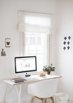 bed, bedroom, desk, idea, inspiration, interior design, room
