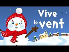 Jingle Bells in French (Vive le Vent) - Christmas song for kids with lyr. French Christmas Songs, Christmas Songs For Kids, Xmas Songs, French Songs, Noel Christmas, Teaching French Immersion, Vive Le Vent, Learn To Speak French, French Classroom