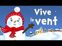 Vive le vent, Vive le vent, Vive le vent d'hiver! (chanson de Noël avec paroles) - YouTube