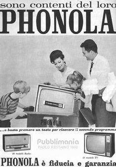 pubblicità frigorifero anni 50