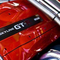Skyline GT-R: RB26DETT
