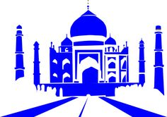 Submitted by: Cherry Sow @CherrySow1 #BlueTales #GoBlueWithPaytm @Paytm @paytm_official Blue Tajmahal Clip art