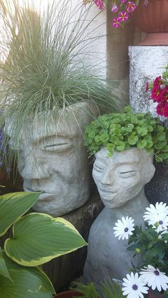 Flowerpots donice do ogrodu concrete