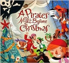 Harris Sisters GirlTalk: A Pirates Night Before Christmas