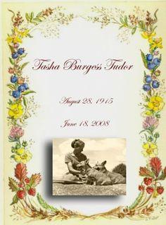 The Daily Corgi: Special Feature:  Remembering Tasha Tudor