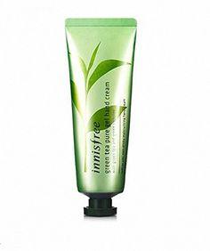 Innisfree Green Tea Pure Gel Hand Cream 50ml