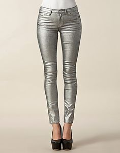 Silver 4 Pocket Jeans - Filippa K - New Fashioned