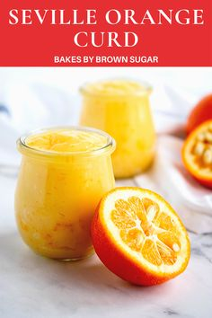 This is an intensely flavored orange curd made with Seville Oranges. It's wonderfully tart and sweet and creamy all at the same time. It reminds me of my favorite childhood sour candy. Egg Yolk Recipes, Citrus Recipes, Cream Recipes, Rhubarb Curd, Piercings, Sour Orange, Curd Recipe, Healthy Eating Tips, Eat Healthy