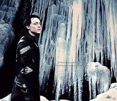 I think I did okay | lindamarieanson:   Loki. Black Ice by...